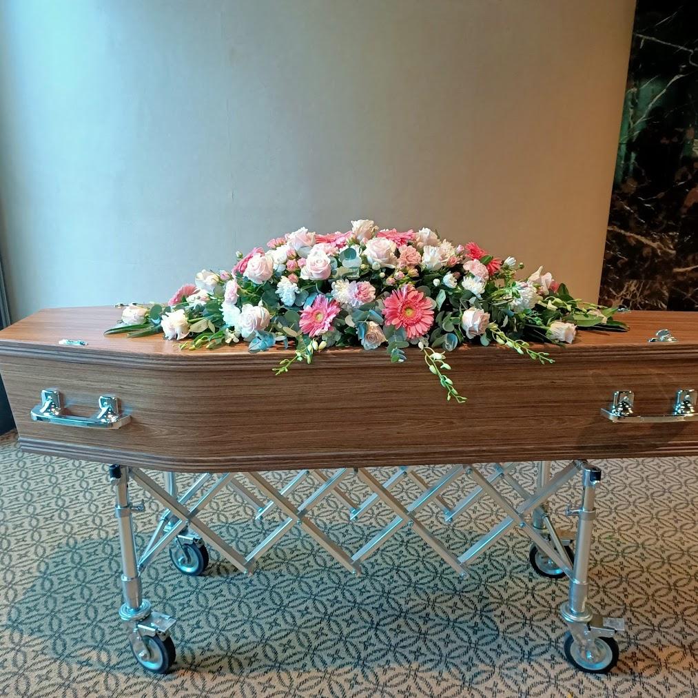 Coffin Light Brown