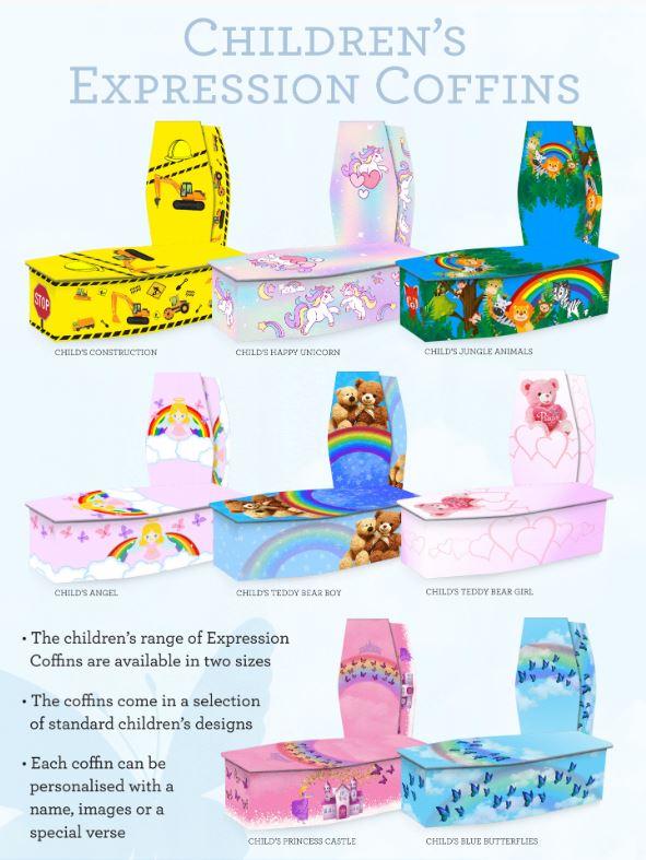 child coffins
