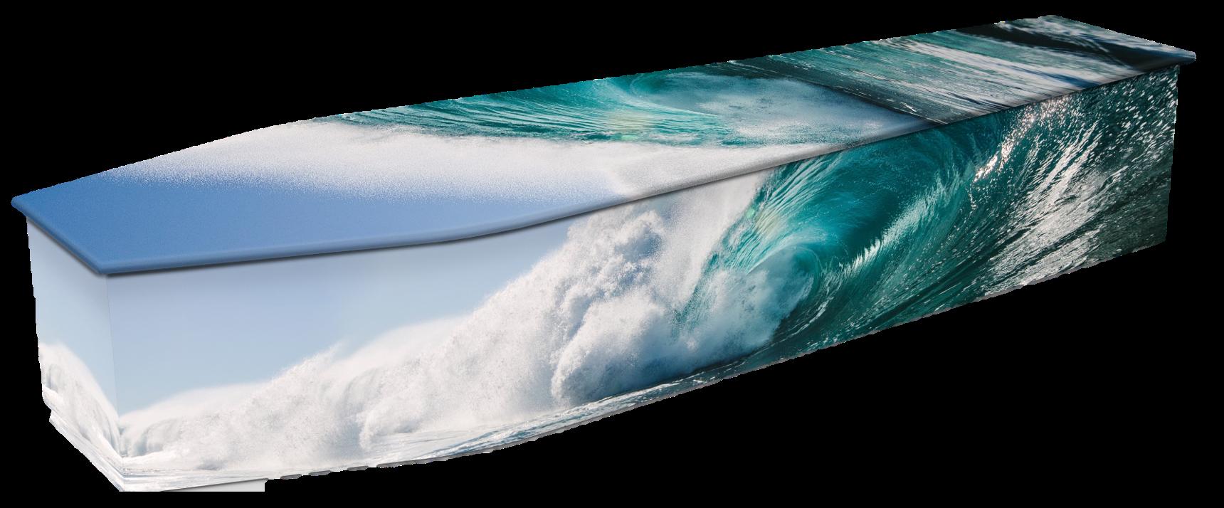 waves side