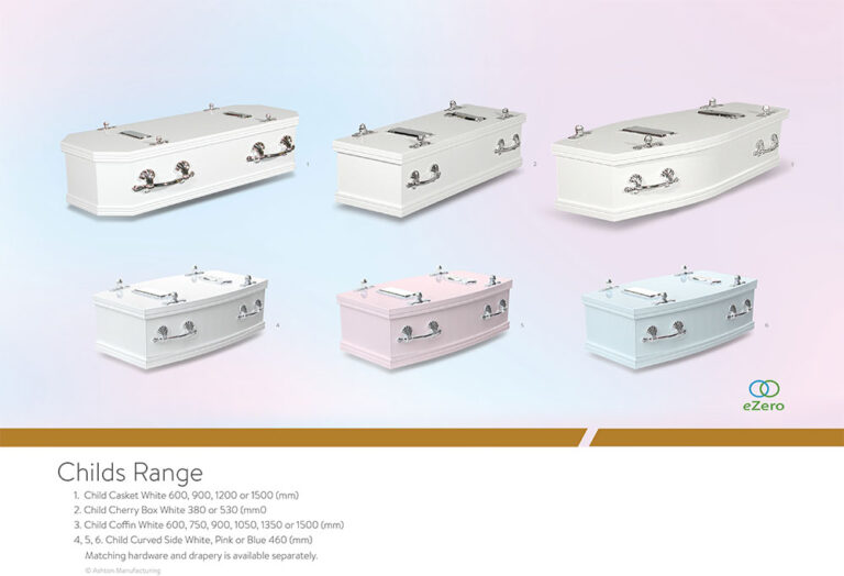 Childs Range Coffins