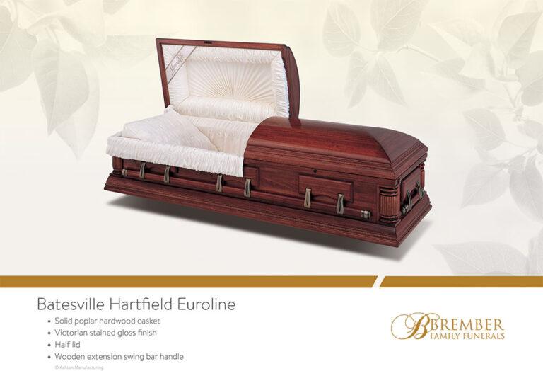 Batesville Hartfield Euroline Casket